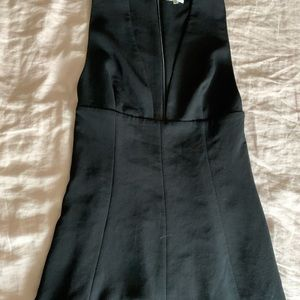 Aritzia tank dress black